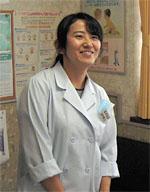 歯科医師 田中理己